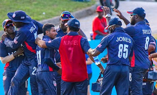 Team USA cricket schedule 2019 against PNG, Namibia in League 2, fixtures dates, venue start time.