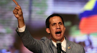 Guaido, the 35-year-old head of the opposition-controlled National Assembly, stunned Venezuela in January by declaring himself interim president