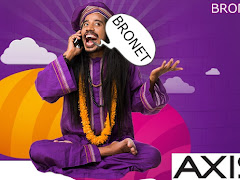 Harga Paket Internet Axis BRONET Terbaru