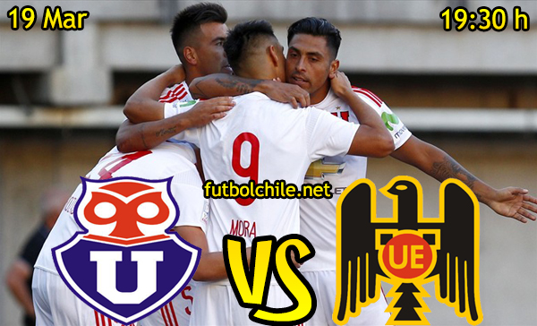 Ver stream hd youtube facebook movil android ios iphone table ipad windows mac linux resultado en vivo, online: Universidad de Chile vs Unión Española