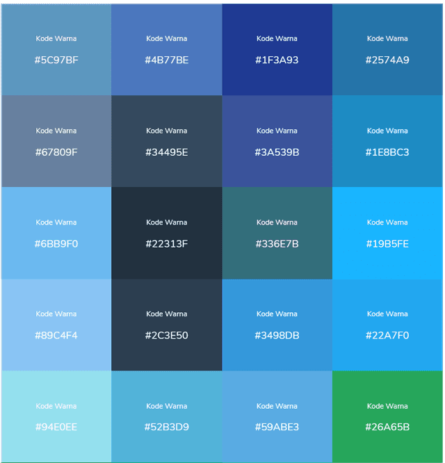 Grid Color Picker