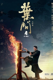 Download Ip Man 4 The Finale (2019) Subtitle Indonesia