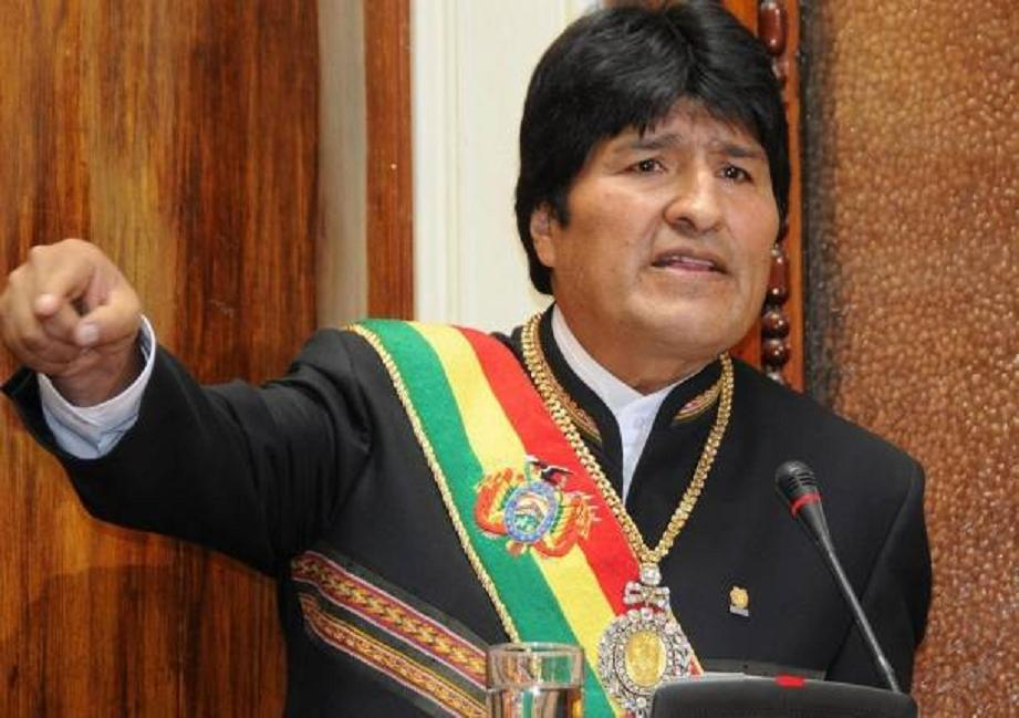Renuncias en el gobierno de Evo Morales