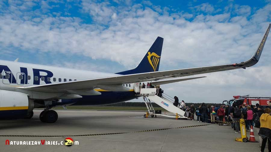 Ryanair en Marrakech