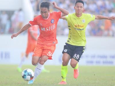 Video Đà Nẵng 1-1 Hà Nội: Nghẹt thở 2 bàn 6 phút, bỏ lỡ không tưởng