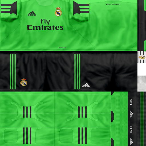 [PES 6] Kits by DEO_Reloaded | PSG, RM y UC