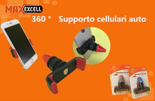 supporto per telefono maxexcell