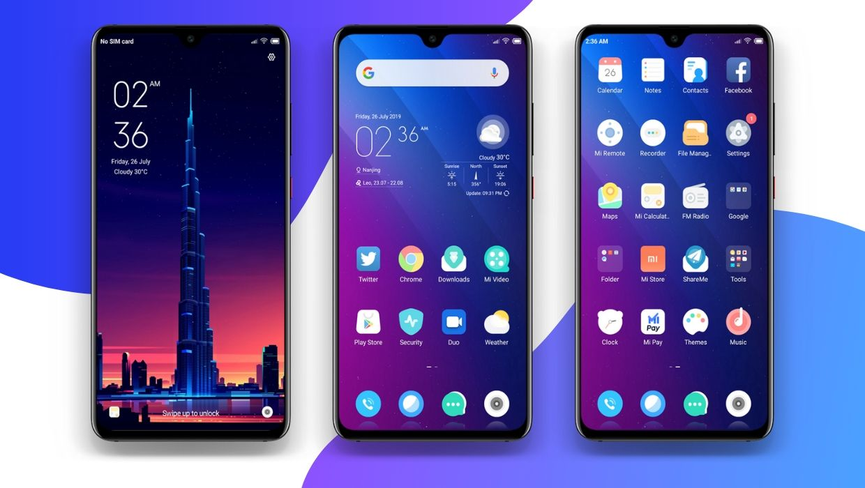 Download Home Boss MIUI 10 Theme