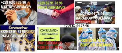 TÉMOIGNAGE DE GUÉRISON DE NOUVEAU VIRUS CORONAVIRUS +229 62 01 78 96 dans Allemagne COVID