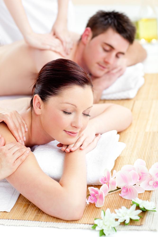 Couple Body Massage