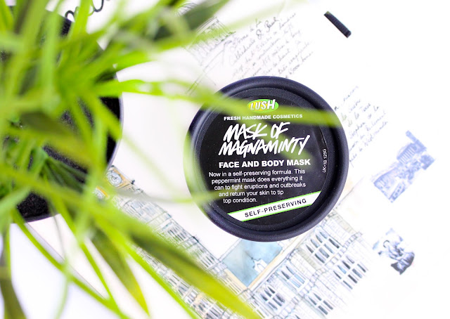 Lush Mask of Magnaminty Self-Preserving