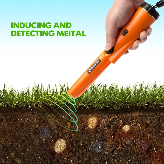 40% OFF Handheld Metal Detector