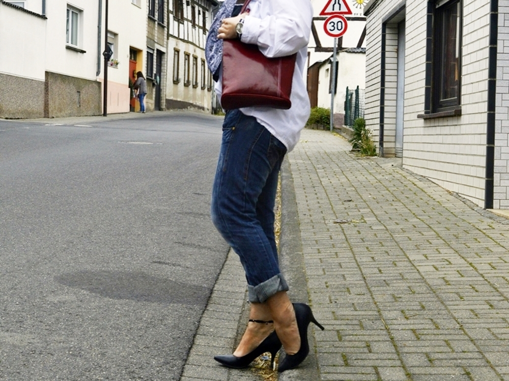 Outfit Nach dem Office zur After Work Party - by fashion blogger  Annie K. - Annies Beauty House