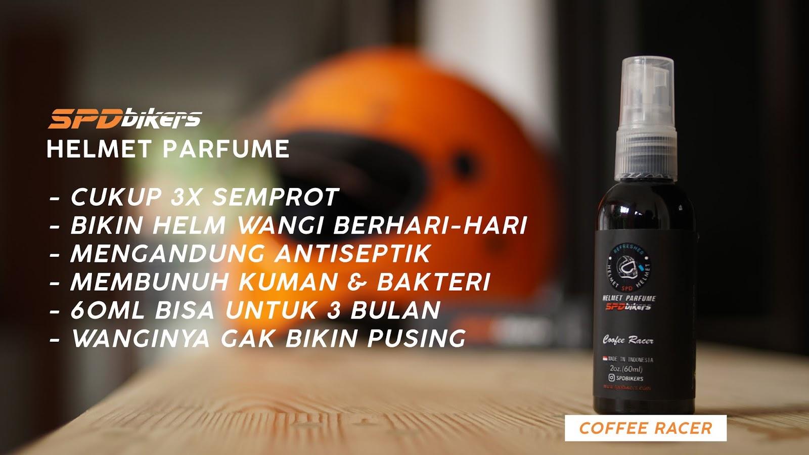 parfum helm aroma kopi