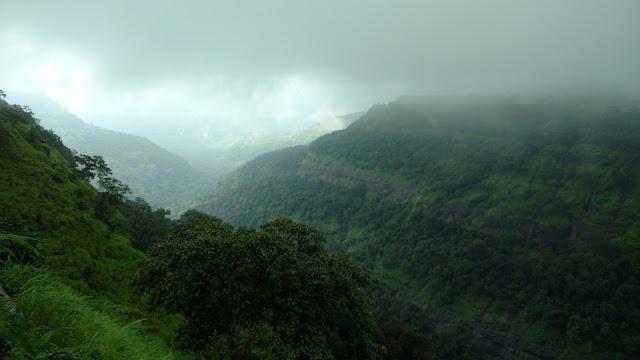 Monsoon Clouds Over Khandala Ghat