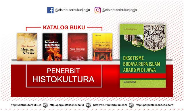 Buku Terbaru Terbitan Penerbit Histokultura