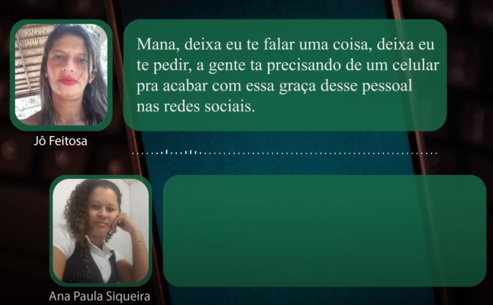Áudio revela existência de gabinete do ódio dentro da Prefeitura de Óbidos; ouça