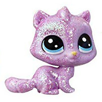 Littlest Pet Shop Series 5 Lucky Pets Fortune Crew Millie-Billie (#No#) Pet