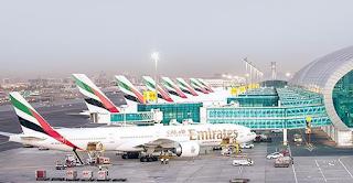 وظائف شركة مطارات دبى رواتب مجزية ل 4000 درهم.