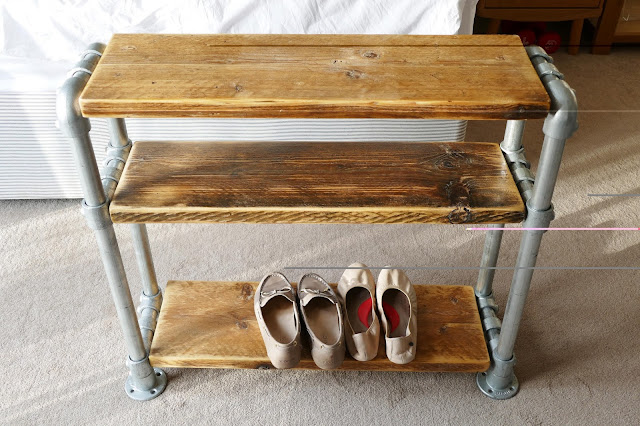 Industerior Review etsy, Industerior Review blog, Industerior etsy shop, Industerior furniture, industrial shoe rack, metal wood shoe rack uk, handmade Industrial shoe rack, best furniture rustic industrial