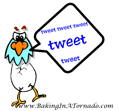 Tweetless | graphic designed by and property of www.BakingInATornado.com | #MyGraphicsT