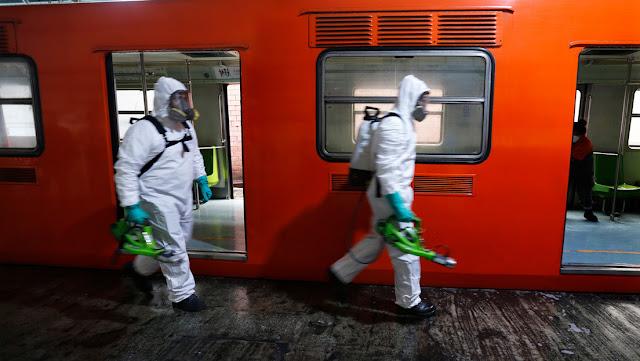 México confirma el tercer fallecimiento por coronavirus