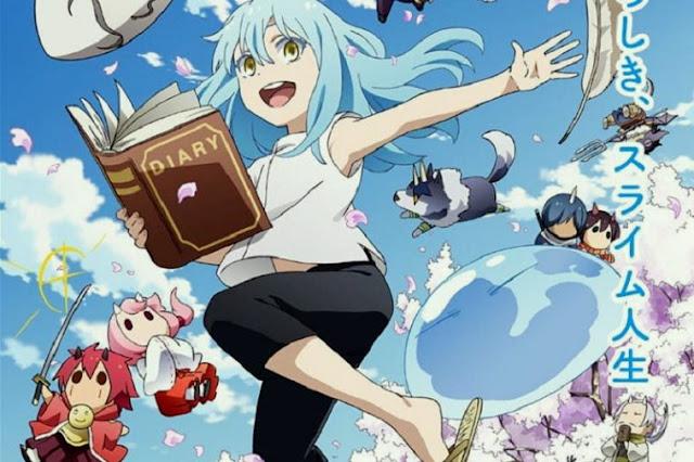 Tanggal Rilis Tensura Nikki : Tensei Shitara Slime Datta Ken Season 2