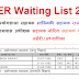 ubter waiting list 2018 - post code 42 ,45, 46 ,47, 064 ,066 ,214, 249, 252 and 285