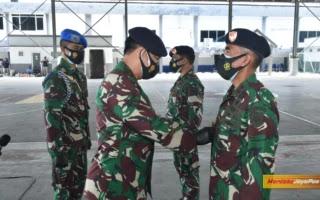 Jabatan Kadiskum KOARMADA Diserahterimakan Dan Dipimpin  Langsung Pangkoarmada II
