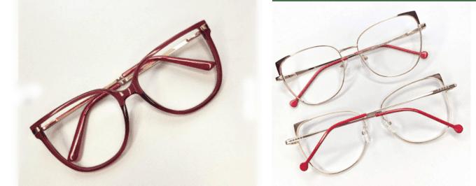 Óculos-gatinho