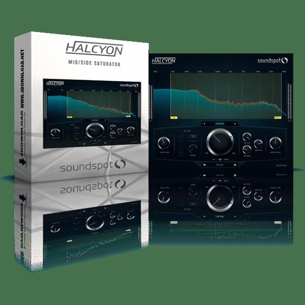SoundSpot Halcyon v1.0.1 Full version