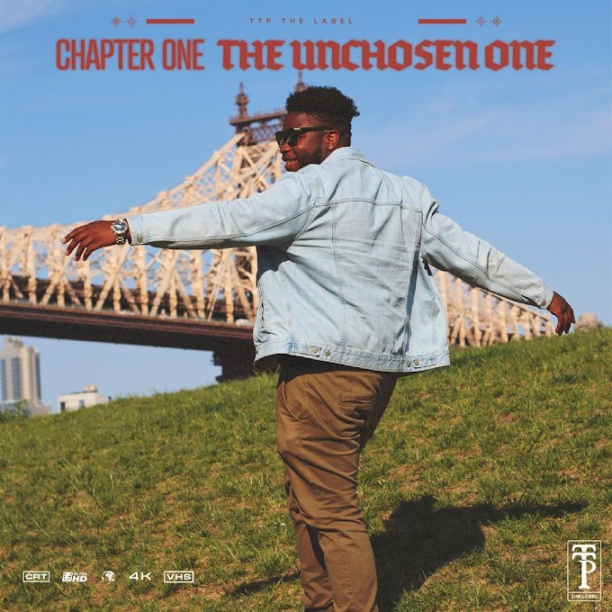 Eli Amari is back with a brand new studio release - Chapter On: The Unchosen One.