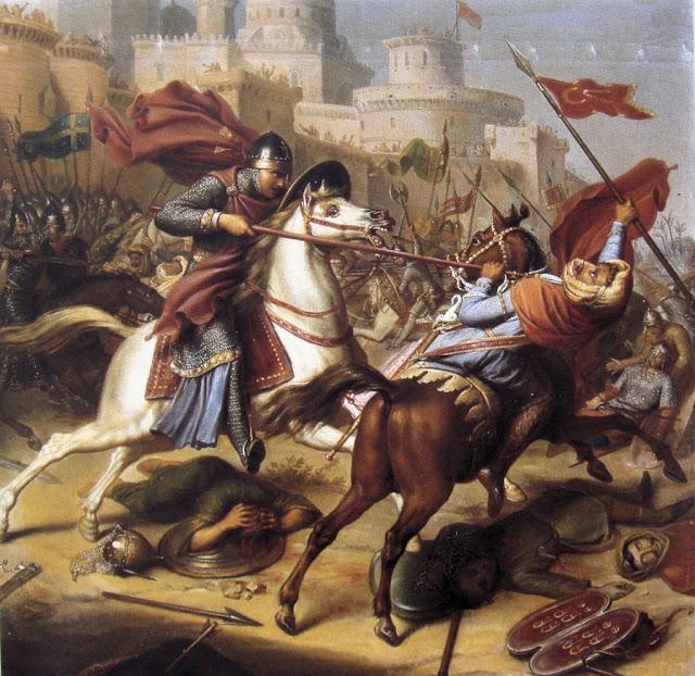 Roberto de Normandia no sitio de Antioquia