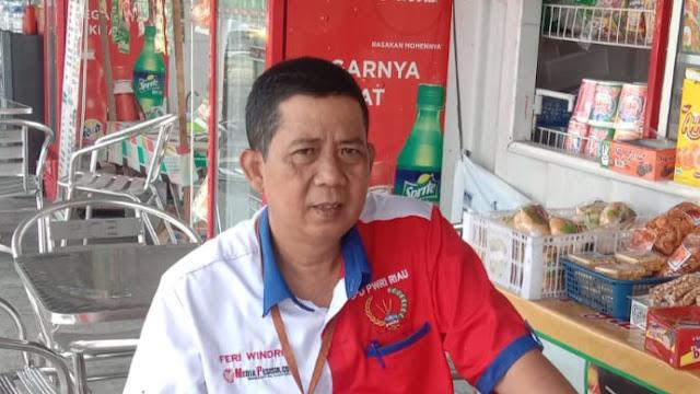 Akhirnya Pelaku Judi Gelper Ditangkap, PWRI Riau Apresiasi Polres Dumai