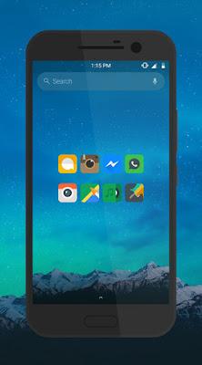 Aplikasi Icon Pack Terbaik Untuk Android dan Tablet