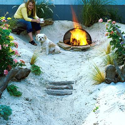 10 Beach Yard Design Ideas That Will Make Your Inner Beach Bum