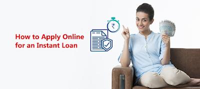 aadhar card par online loan