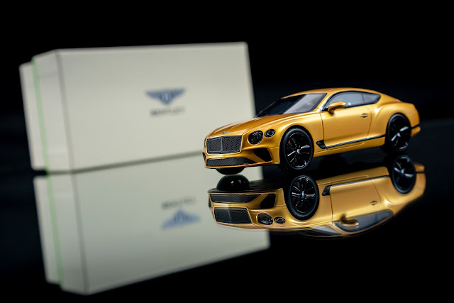 Bentley's new Bespoke Continental GT model – A collector's delight