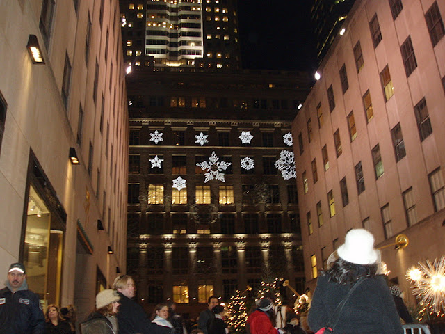 New York Christmas decorations