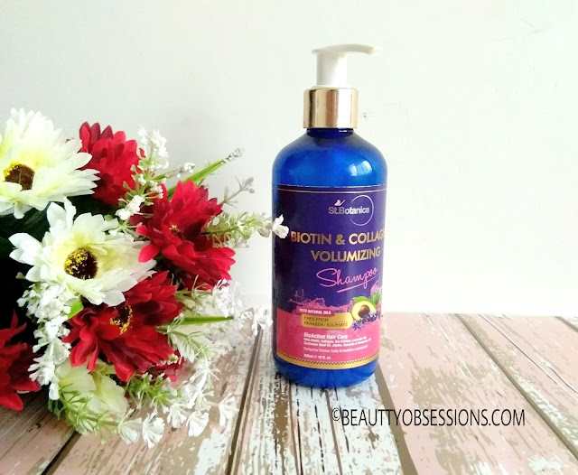 St. Botanica Biotin and Collagen Volumizing Shampoo Review