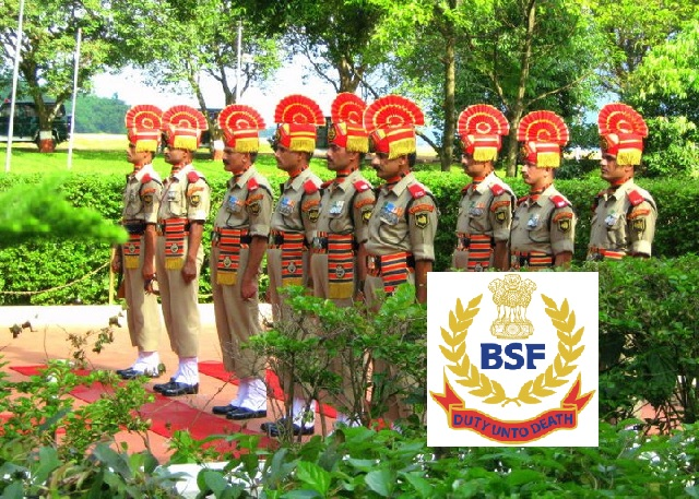 BSF-1074 Constable (Tradesmen) Recruitment 2017 Application Link