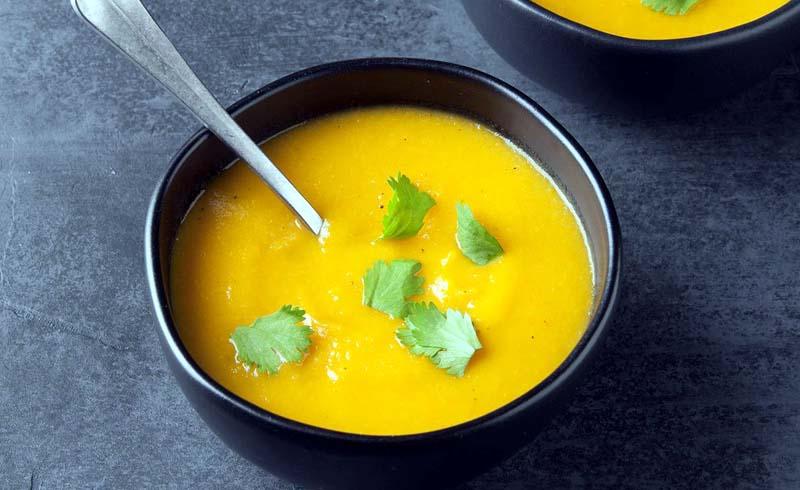 Vegan Carrot Soup