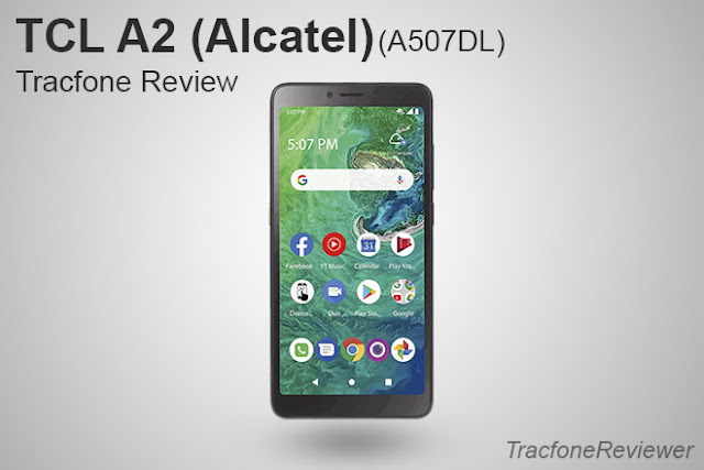 tracfone alcatel tcl a2 review specs