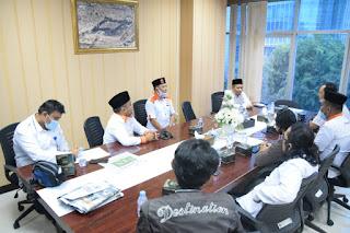 Kesulitan Manggung di Masa Pandemi Sejumlah Musisi Ngadu ke DPRD Medan