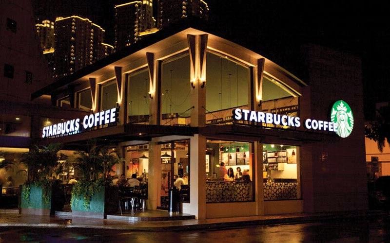 Starbucks Coffee Ciputra Semarang