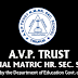 A.V.P. Trust Matric Hr. Sec. School Tirupur, Tamil Nadu Wanted Principal and Co-ordinator