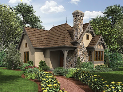 English Cottage House Ideas