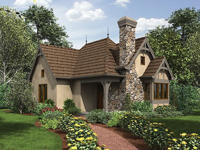 English Cottage House Ideas
