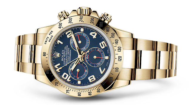 photo of Yellow Gold Rolex Cosmograph Daytona (photo: Rolex)