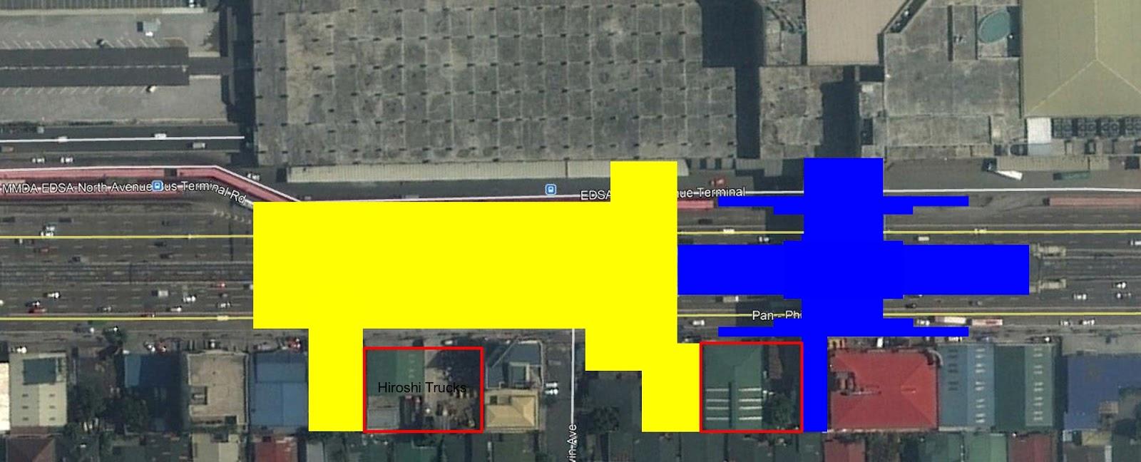 7a338a480dcdd EDSA LRT-1 and MRT-3 station site development plan